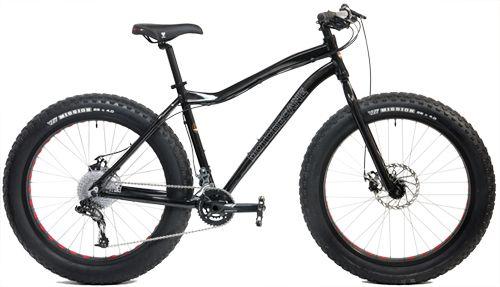 Motobecane Borix X9 Fat Bike