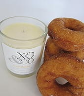 XO and Co. Soy candles and wedding bonboniere | Fresh Baked