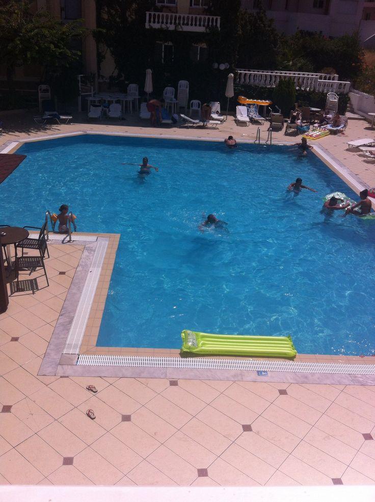 Last look at tha pool ...