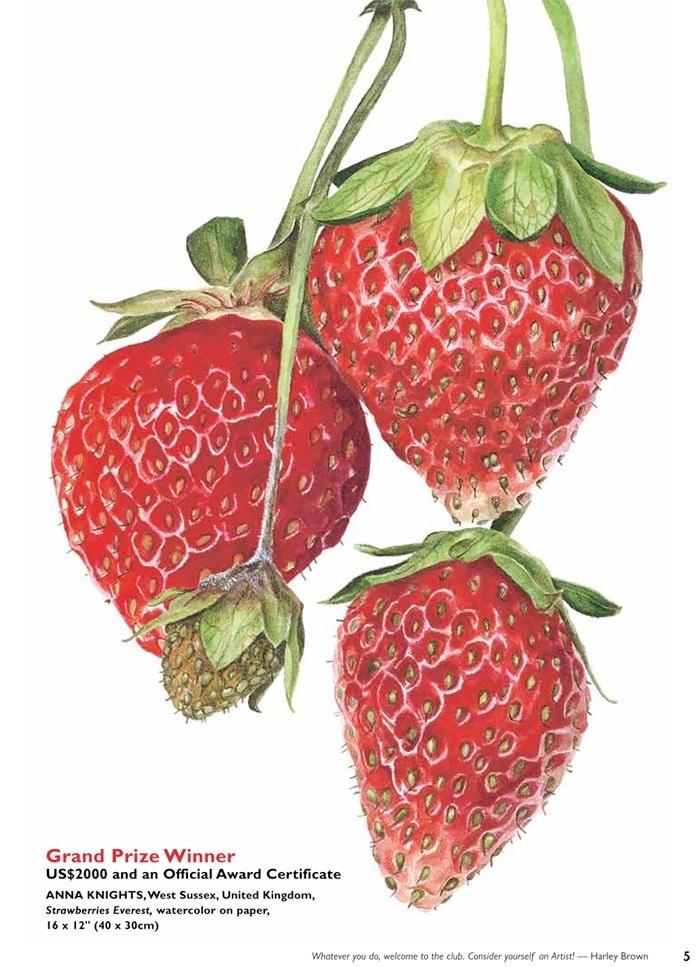 딸기(자연물)