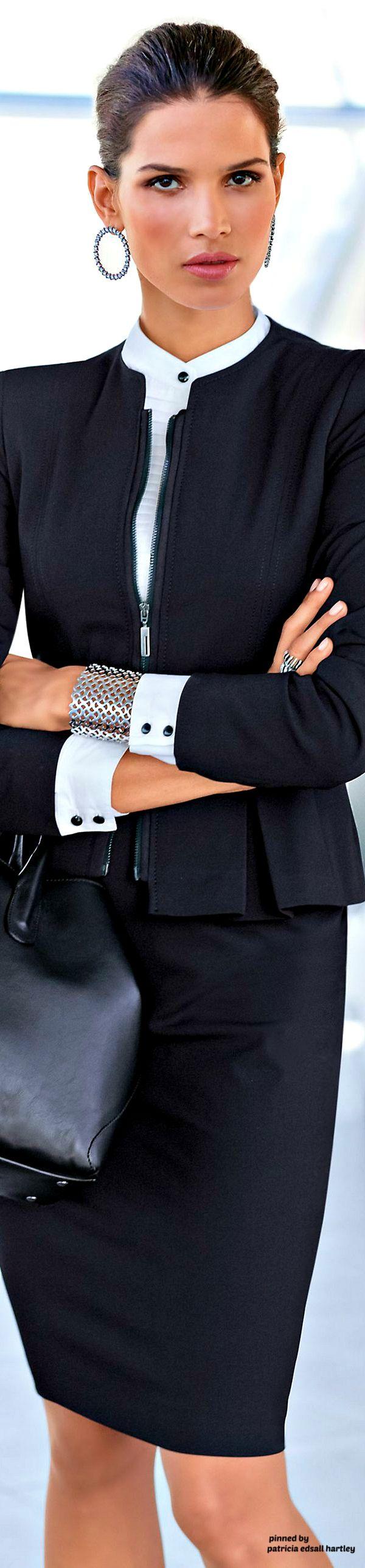 Rosamaria G Frangini | High Office Fashion | Madeleine Fashion