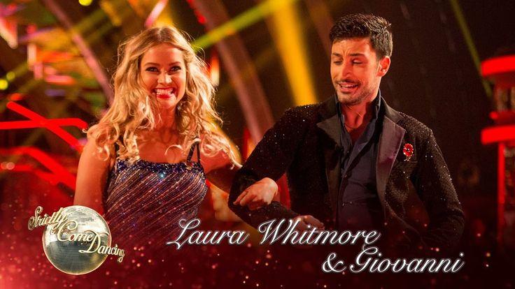 Laura Whitmore and Giovanni Pernice Samba to 'Bamboleo' by Gipsy Kings -...