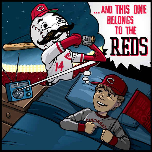 My 9 Greatest Memories As A Cincinnati Reds Fan. Can't argue with this list.