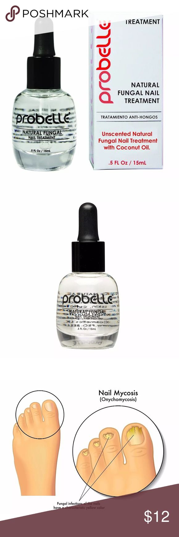 100% Natural Fungal Nail Treatment, Anti Fungal 100% Natural Fungal Nail Treatment, Anti Fungal Nail Treatment, Nail Color Restoration, Clear, .5 oz/ 15 ml (Patented Formula)  ★100% Natural Nail Fungus Treatment. .50oz - 15 ml ★Restores nail color and softens nails in weeks. ★Uses FDA approved ingredients to restore toenails affected by nail fungus. Expect nail color and nail uncomfort for go away within the first 2-3 weeks. As nails continue to grow the healthy nail will grow clear and