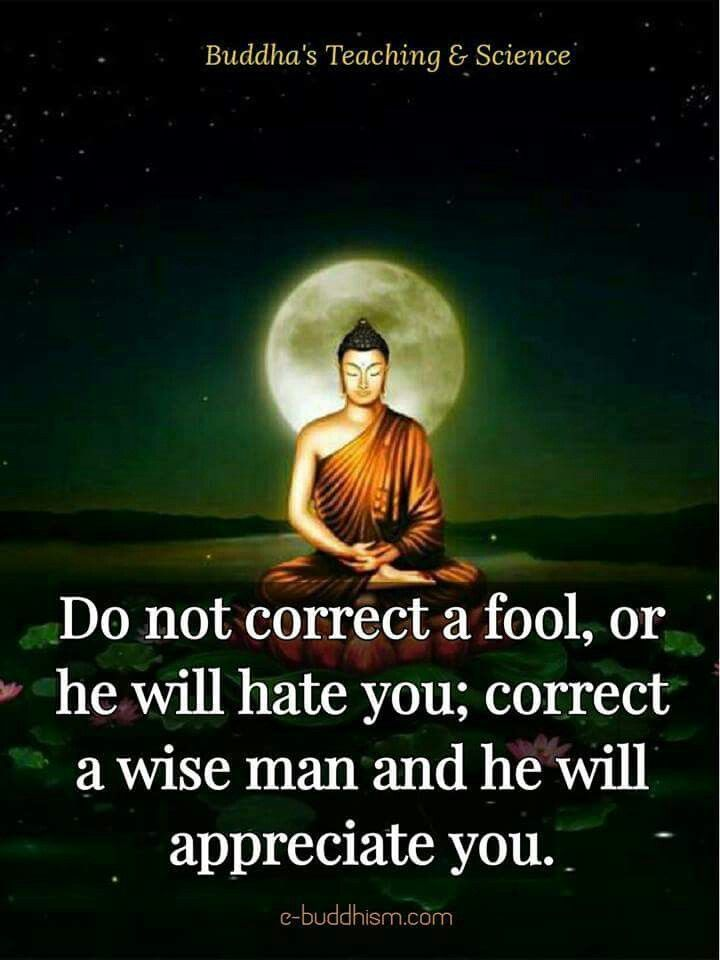 78ada3dd2 Correct a wise man | Meditation and the Buddha | Buddha quotes  inspirational, Buddha quote, Buddhist quotes