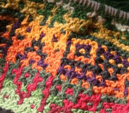Mosaic Knitting Pattern Generator : 17 Best images about Mosaic Knitting on Pinterest Scarf design, Ravelry and...