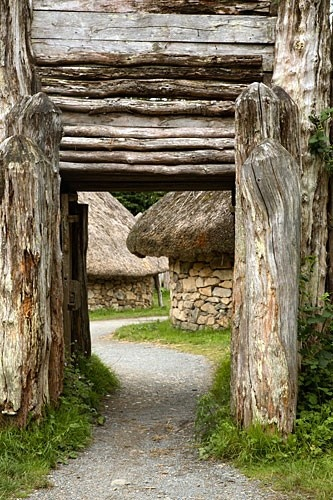 County Wexford Photos at Frommer's - The Irish National Heritage Park explores 9,000 years of Irish history with outdoor re-creations of ancient settlements and ritual sites.