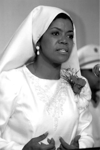 cultureunseen: Salute to the Mothers of our conscious struggle...Sister Minister Ava Muhammed
