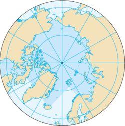 Oceanul Arctic sau Oceanul Înghețat este un ocean situat în principal în regiunea Polului Nord și este cel mai mic din cele cinci oceane a lumii, fiind cel mai puțin adânc dintre acestea.