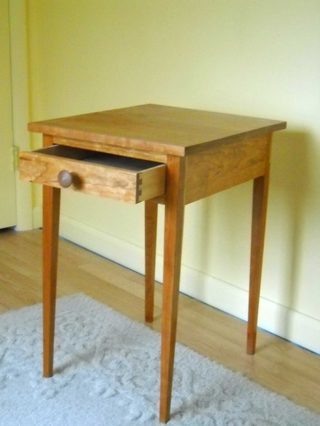 A Shaker Cherry Reproduction Built By Dick Shryock. Shaker FurnitureCustom  FurniturePortland MaineWoodworking ...