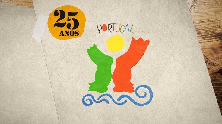 A história de uma marca para o destino Portugal | A viagem do artista plástico José de Guimarães na construção de um símbolo para o turismo em Portugal, criado há 25 anos.