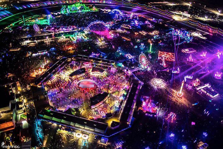 EXPERIENCE | EDC Las Vegas 2016