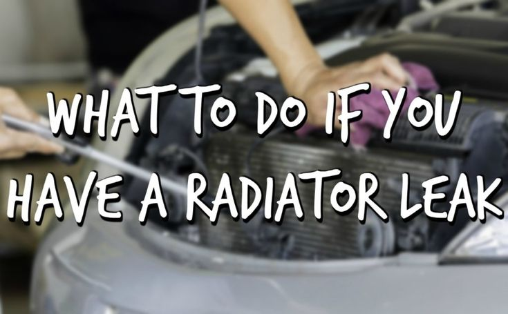 What to Do If You Have a Radiator Leak ≤ Auto Repair Shop Phoenix Arizona | Virginia Auto Service