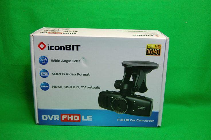 Dashcam KFZ Auto Video Kamera Full HD HDMI 1,5  LED Display 1920x1080 Tag/Nacht