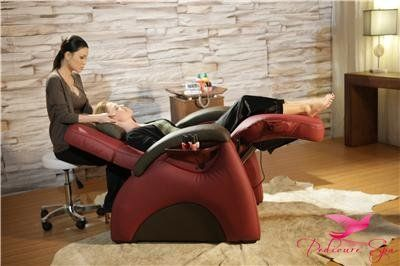 Massage Spa Chair And Pedicures On Pinterest