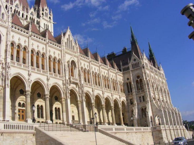 Budapesta, un oras cu multe obiective turistice