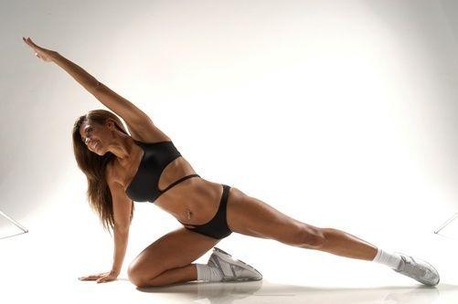 Inspiration! She's 50 years old! Solange Frazao