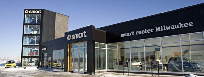 Bergstrom Smart car dealership closes