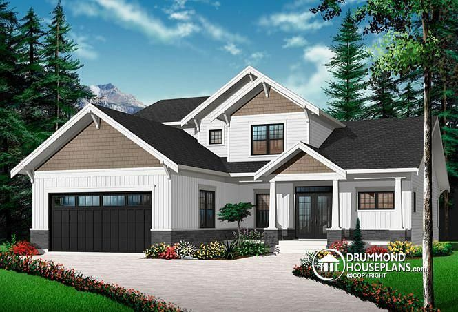 House plan W3616-V1 by drummondhouseplans.com