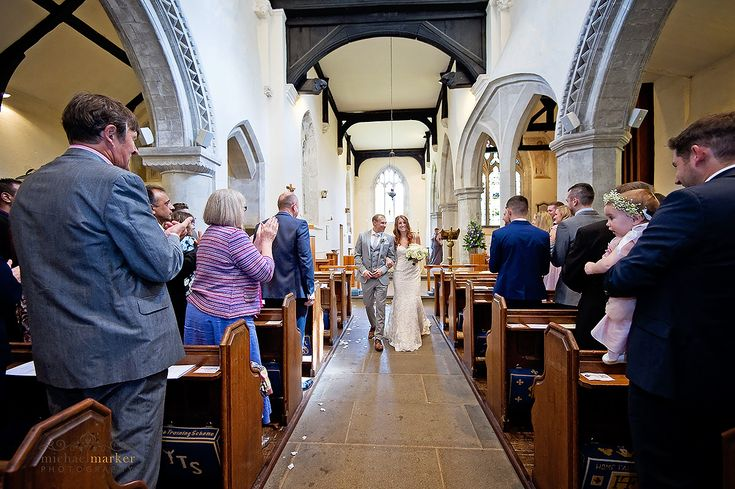 Kings Langley church wedding