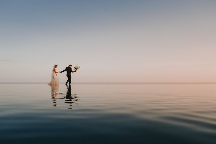 You make me feel like I can walk on water  |  Image by diktat photography