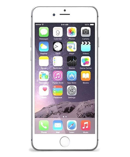 Silver 128-GB Refurbished iPhone 6s (Unlocked)