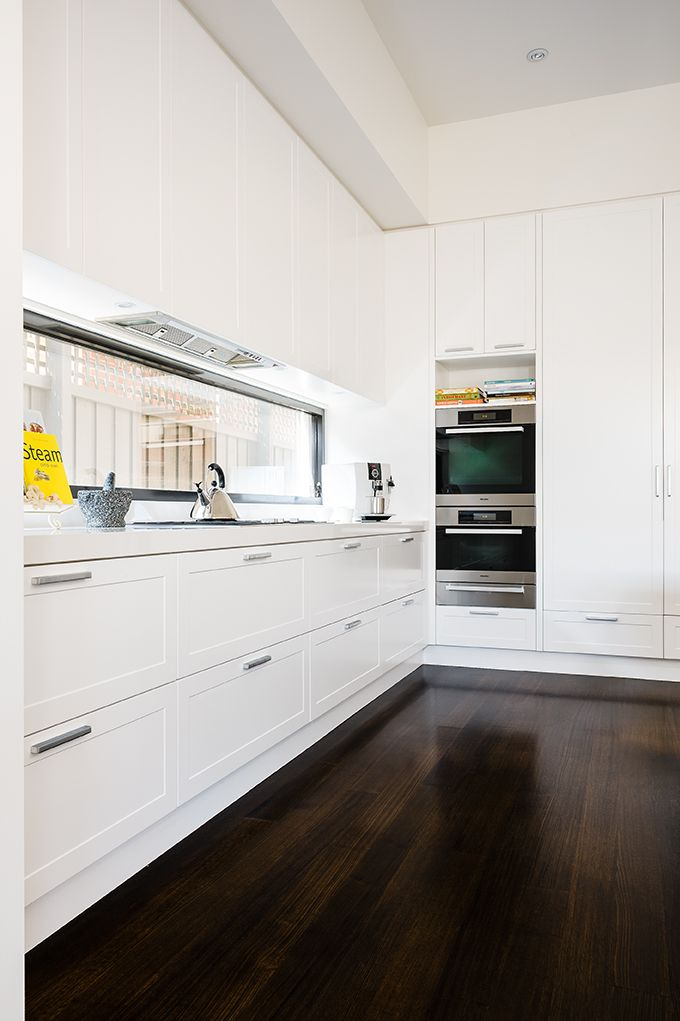 For all Tips for achieving the perfect Shaker style in your home: http://www.albedor.com.au/index.php/design/styles/shaker-style-kitchen-design