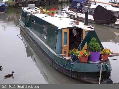 Narrowboat 50ft TradStern #Narrowboat #Holiday #Boats