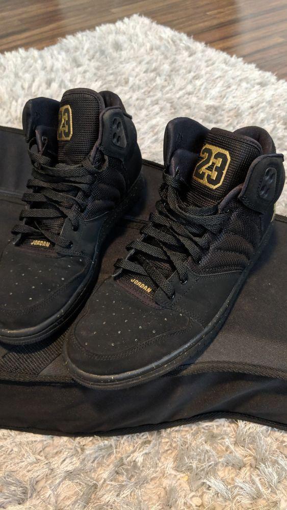 219cda7c019090 Air Jordan 1 Flight 4 Mens RARE Black Metallic Gold Black 838818-030 Size  10  fashion  clothing  shoes  accessories  mensshoes  athleticshoes (ebay  link)
