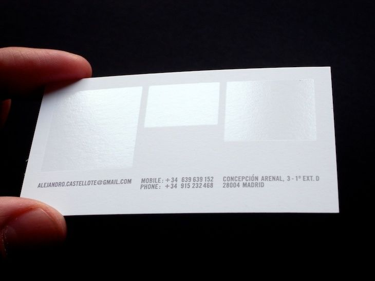 25 best ideas about spot uv business cards on pinterest for Business cards spot uv