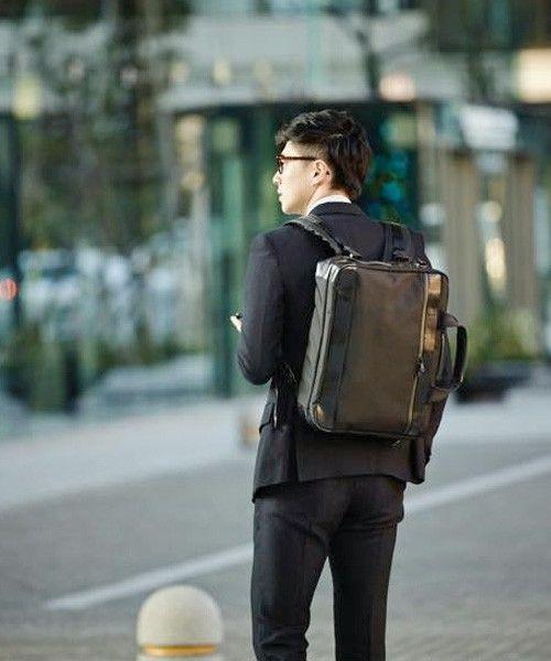 beruf baggage(ベルーフ バゲッジ)の「日本の鞄職人が作る 3WAY ... 「日本の鞄職人が作る 3WAY ビジネスバッグ トランスフォームパック」