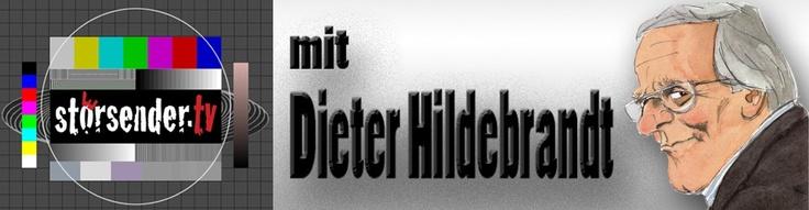 stoersender.tv mit Dieter Hildebrandt - startnext.de