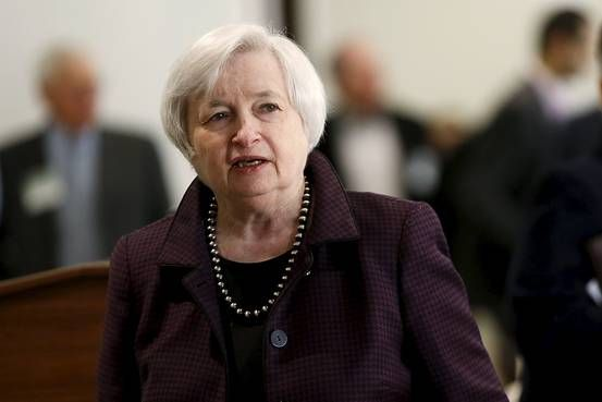 Congressional efforts to press the Federal Reserve for more details about a possible leak have focused attention on Chairwoman Janet Yellen's contacts.