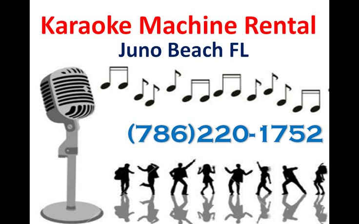 Karaoke service Juno Beach FL (786)220-1752 Professional karaoke machine rental. Home or office parties, Birthdays, Anniversaries, Holidays, Graduations. Karaoke Parties for kids or adults in Juno Beach Florida 33408  #KaraokeRental #KaraokeServices #KaraokeMachine #Karaoke http://www.cavsi.com/english/ProfessionalKaraokeRental.html