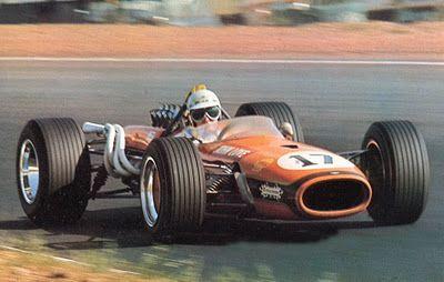 1968 John Love, Gunston Team, Brabham BT20 Repco