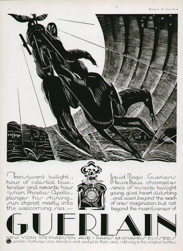 Guerlain 1930 L'Heure Bleue