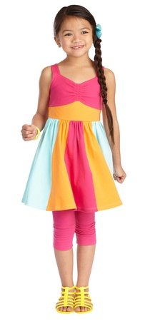 Happy Boardwalk Outfit #OOTD #dress #kidsfashion #playtime https://www.fabkids.com/shop?category=collection1/?utm_medium=Pinterest_source=pinoutfit_campaign=ootdboard_052813