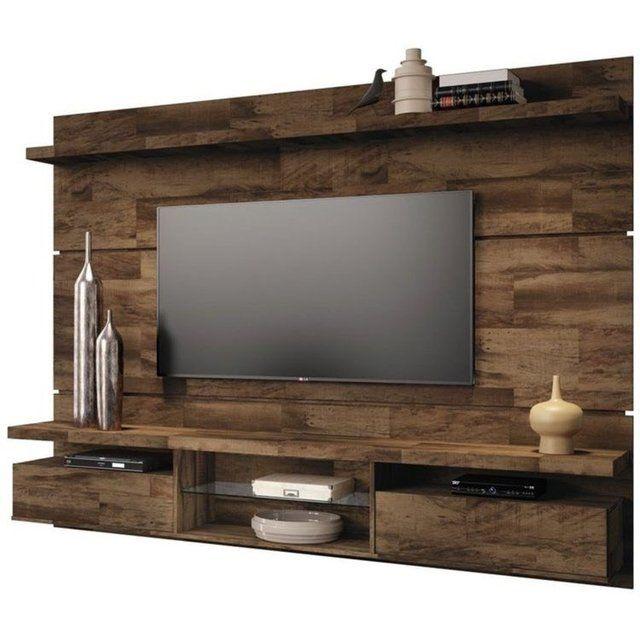 11 Muebles de madera para television