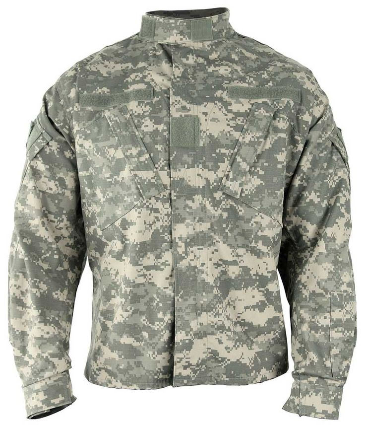 ACU (Army Combat Uniform) Coat, Military Issue--Used