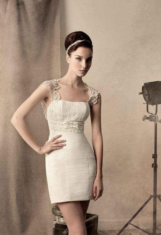 Papilio wedding dress. I love this dress, just wish that it was longer.