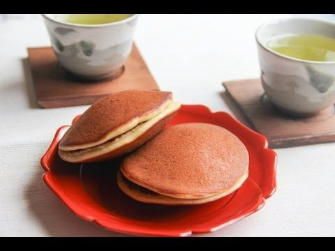 Dorayaki Recipe - Japanese Cooking 101 | Easy Japanese Recipe