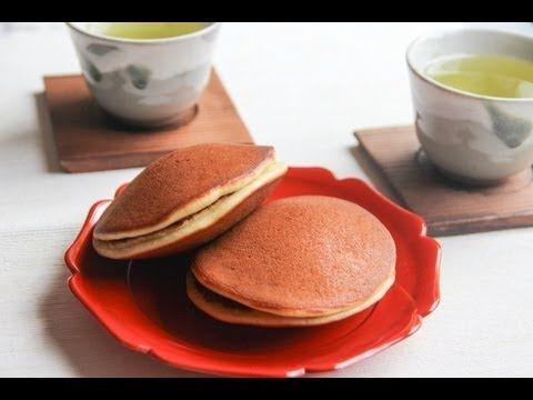 Dorayaki Recipe - Japanese Cooking 101 | Easy Japanese Recipe