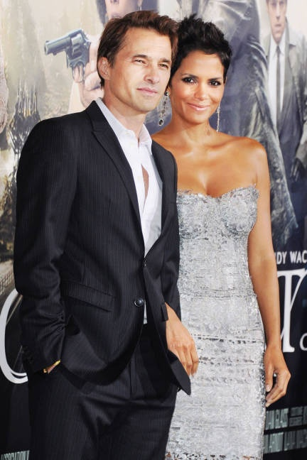 In 2012: Halle Berry and Olivier Martinez got engaged