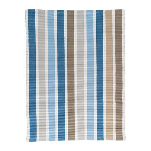 These rugs are so soft. I want to add them to the sides of our bed to add some color to our blue room.