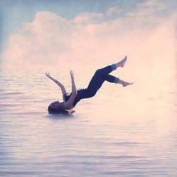Falling in dreams byKatia Romanova. / #photography #poetry