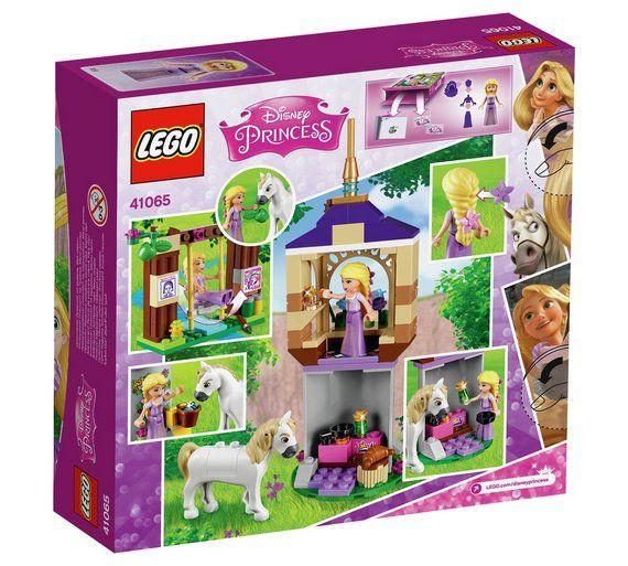 Buy LEGO Rapunzel's Best Day Ever - 41065 at Argos.co.uk, visit Argos.co.uk to shop online for LEGO, LEGO and construction toys, Toys