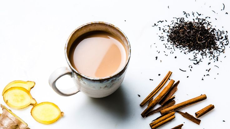 This chai is definitively ginger-forward. Feel free to add a little more maple syrup if you like it on the sweeter side. This is part of BA's Best, a collection of our essential recipes.
