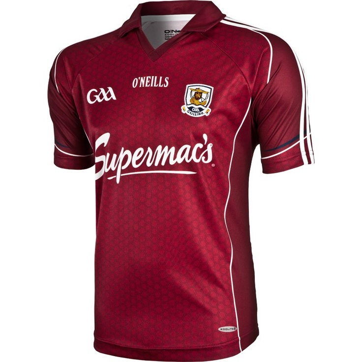 The New Galway jersey has just been launched. It features a new crest combining the football and hurling codes under the one crest and one jersey.