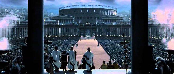 Gladiator (2000) - Commodus enters Rome #gladiator_2000 #gladiator_movie #gladiator_movie_cast #gladiator_maximus