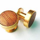Colleras Bronce - hechas a mano por www.lucchinimacchina.cl